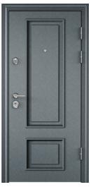 Торекс ULTIMATUM-М МР темно-серый муар, FL-2/ПВХ Шамбори светлое,КВ-11(зеркало)