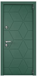 Торекс SNEGIR 55 PP ЛКП Зеленый изумруд,S55-HT-3/ ПВХ Милк матовый,S55-HT-3