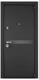 Торекс Super Omega 100 Черный муар металлик,SP-16 /ПВХ Графит матовый ,SO-UM-1